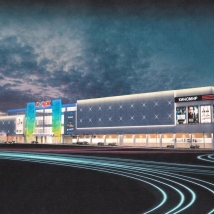 "Reconstruction of Shopping Mall ""Manezh"" (Tomsk)"