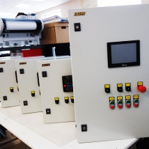 "Automated technological process control system  for water treatment unit ""Impulse -50-1/50"""
